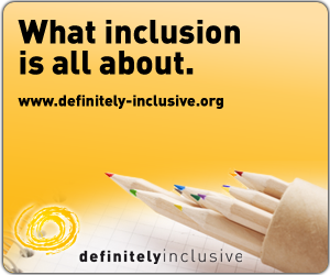 Definitely inclusive - what inclusion is all about